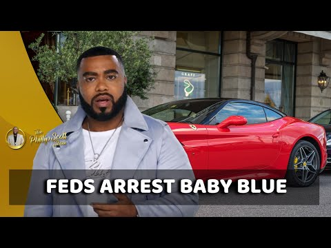 Baby Blue From Pretty Ricky Arrested For Pocketing $24M COVID-19 Funds & Buying A Ferrari