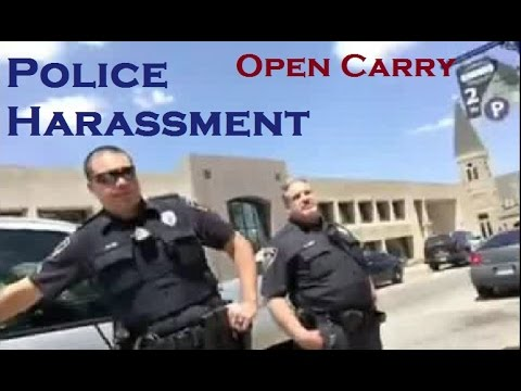 Detained by Evil People for Open Carry in Warsaw, IN