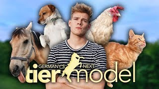 GERMANY'S NEXT TIERMODEL | Joey's Jungle