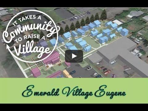 Emerald Village Eugene | It Takes a Community