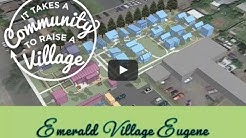 Emerald Village Eugene | It Takes a Community