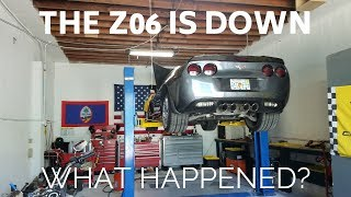 The Z06 is down (What happened?)