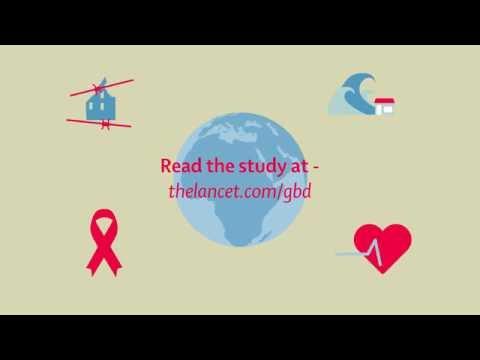 Causes of death: Global Burden of Disease Study 2015