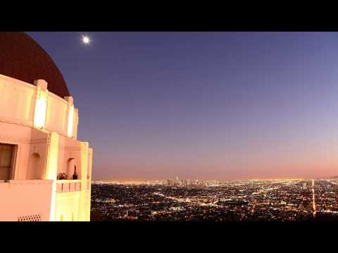 Griffith Observatory Time Lapse