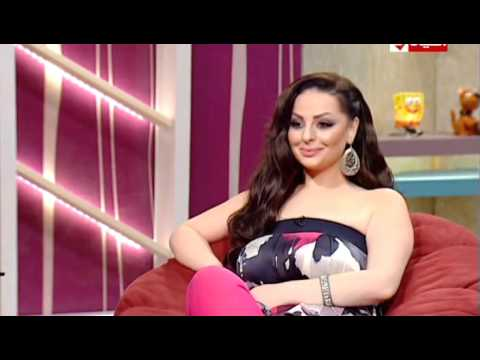 El Leila M3 Jana - Diana Karazon / الليلة مع جنا - حلقة ديانا كرزون