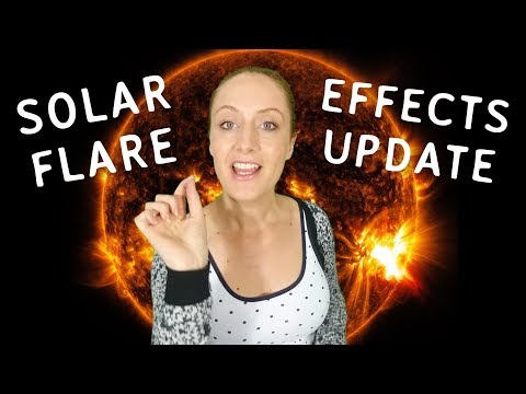 SOLAR FLARE Update: Massive EFFECTS, Awakenings Off The Charts