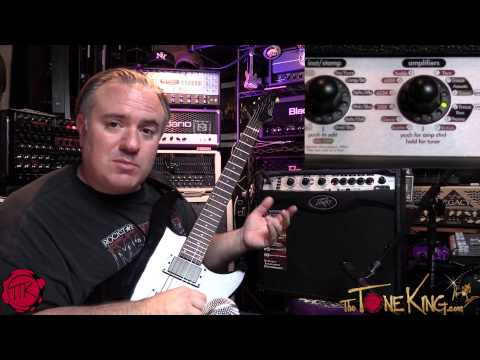 Peavey Vypyr VIP - BASS Amp Modeling!  HOW LOW CAN YOU GO!