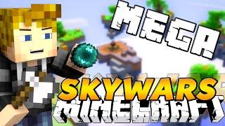 Minecraft Mega Skywars! '100 PLAYERS!' w/KenWorth & PrestonPlayz