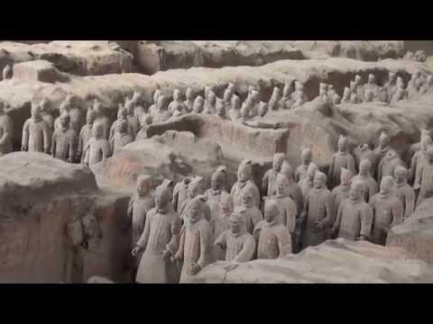 103 1008 河南西安8日遊 Day 3 (靈寶~西安)