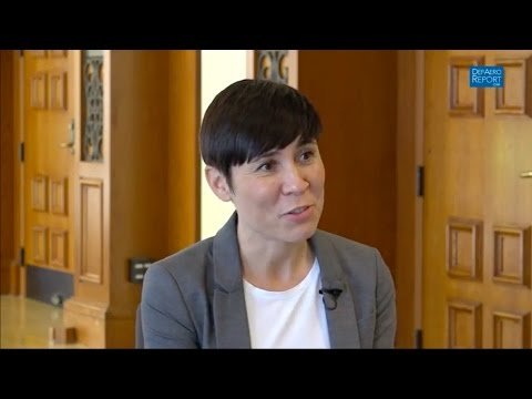 Norway's Defence Minister Søreide on NATO, Trump, Russia & New Strategic Plan