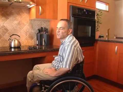 Spinal cord injury geoffreys house youtube - Bathroom modifications for disabled ...