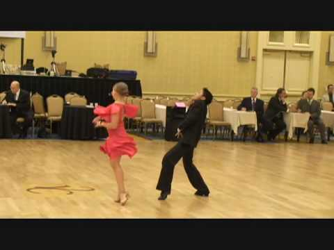 Mambo Show dance at Yankee Classic Boston 2009