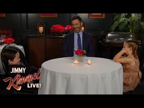 Jimmy Kimmel Talks to Kids About Love Video | POPSUGAR UK Parenting