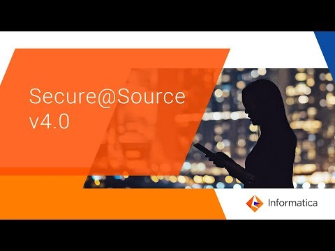 Detect and Protect Critical Data with Secure@Source V4