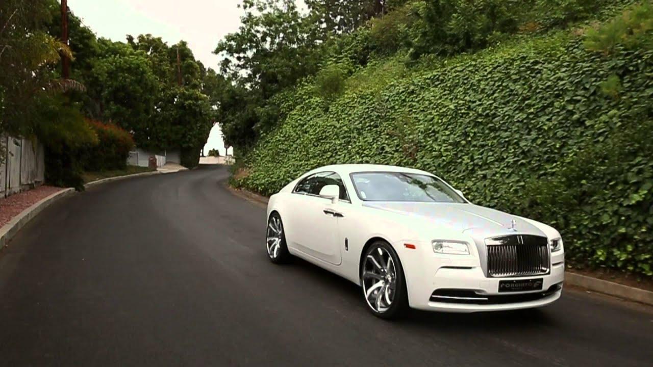 Forgiato Rolls Royce Wraith Youtube