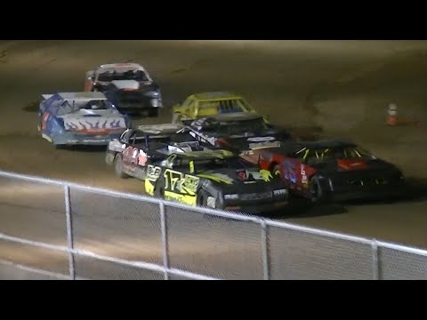 Street Stock Heat Two | McKean County Raceway | Fall Classic | 10.10.14
