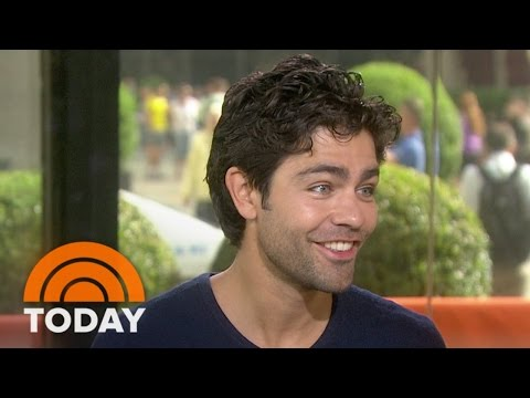 Adrian Grenier On New 'Entourage' Film | TODAY
