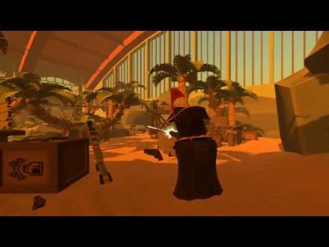 Rec Room - Quest: Isle of Lost Skulls Solo Run 43 Min