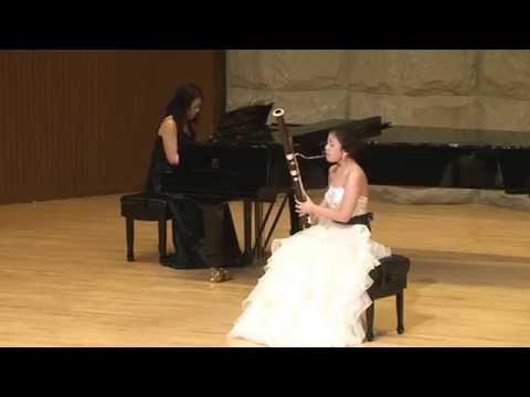 Schumann Drei Romanzen (Three Romances) for oboe and piano Op.94. Bassoon