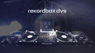 rekordbox dvs Official Introduction