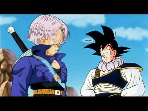 Goku Meets Trunks
