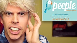 Peeple App Review by Gary Busey  (explicit)