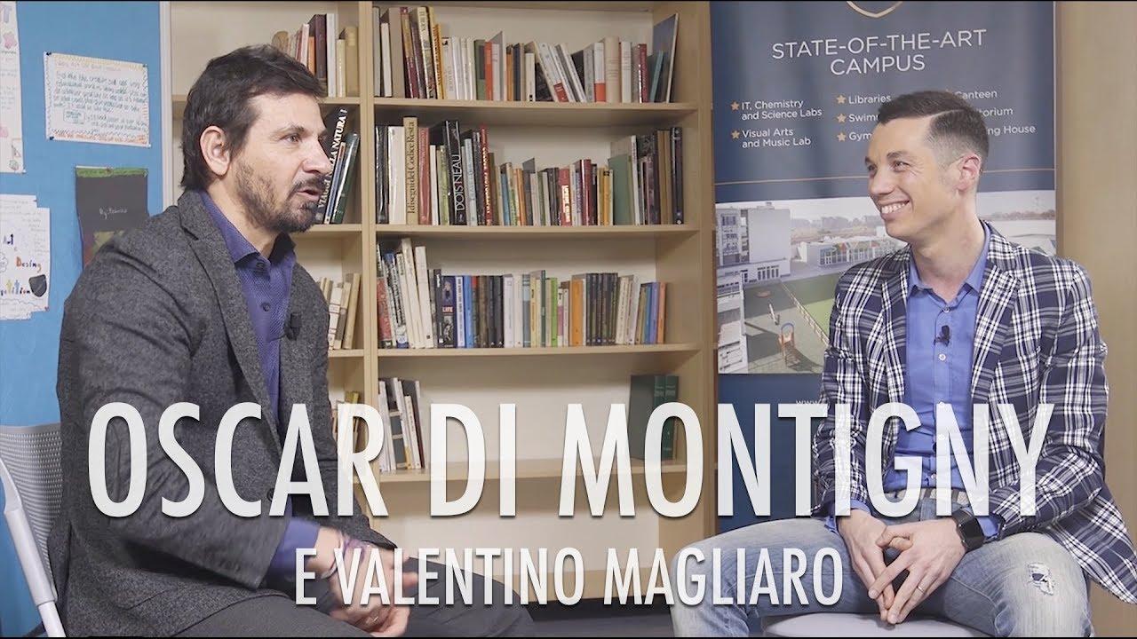 Oscar Di Montigny e Valentino Magliaro | puntata zero T'interVisco