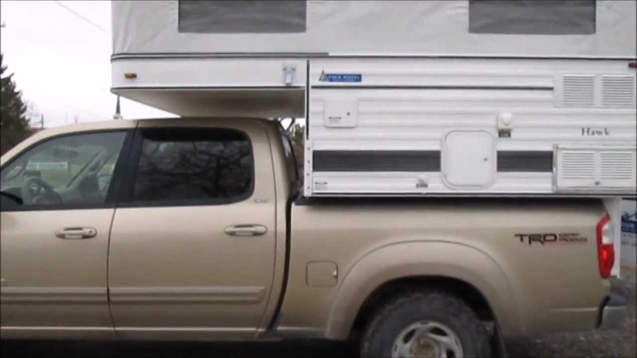idahoron's Four Wheel camper
