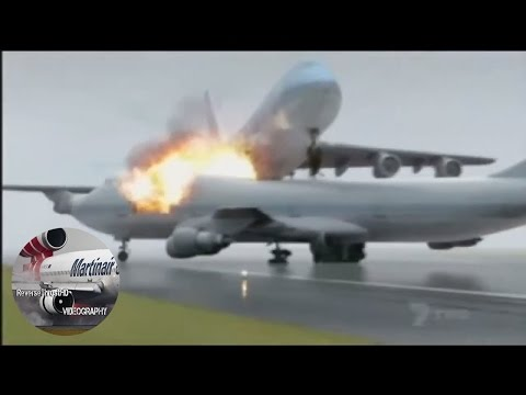 Pan AM Boeing 747 & KLM Boeing 747 Crash - Tenerife (crash of the century)