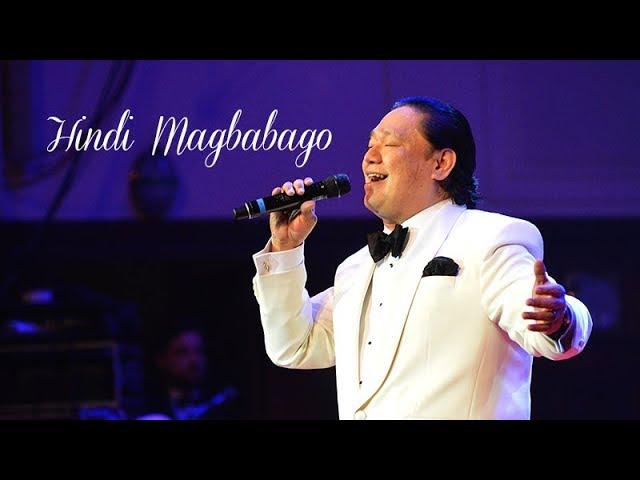 Arthur Manuntag - Hindi Magbabago