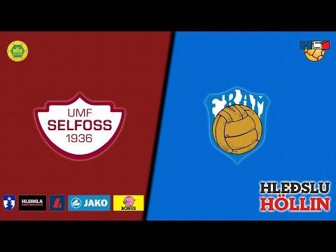 Selfoss TV (Selfoss  - Fram) Olísdeild karla  21.11.2018   kl 19:30