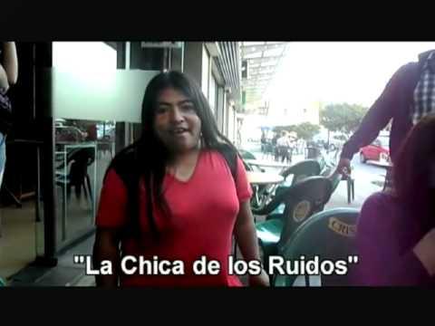 LA CHICA DE LOS RUIDOS !!