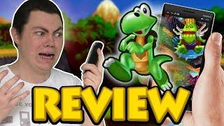 Croc Mobile Games - Square Eyed Jak