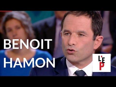 Benoît Hamon dans l'Emission politique - le 18 mai 2017 (France 2)