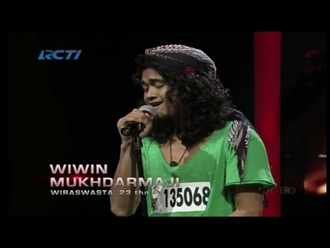 X - Factor Indonesia 2015 WIWIN MUKHDARMAJI - I Won't Let Go ( James Morrison )