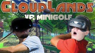WORKSHOPOWE DOŁKI | CLOUDLANDS: VR MINIGOLF #2