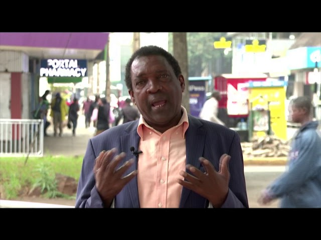 Why Kalenjin will move with Gideon.