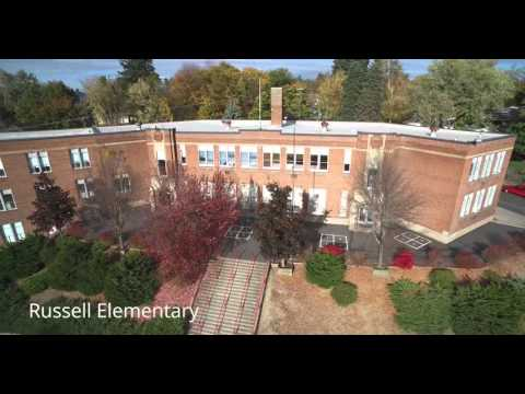 A Bird's Eye View of the Moscow School District