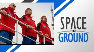 Space to Ground : The Year Ahead