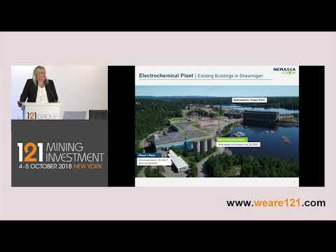 Presentation: Nemaska Lithium - 121 Mining Investment New York October 2018