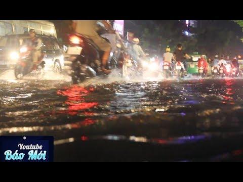 Hai con đường thường xuyên bị ngập nhất ở Sài Gòn - Tin Tức Mới