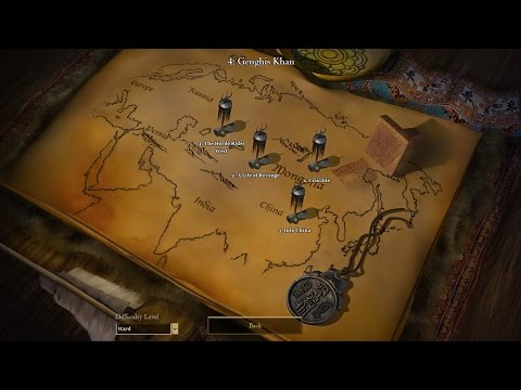 Age of Empires II: Age of Kings Campaign - 4.4 Genghis Khan: The Horde Rides West