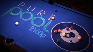 Pure Pool PC Gameplay 4K 2160p