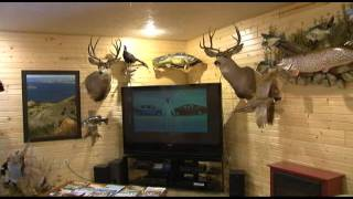 Missouri River Lodge - Missouri Valley Guide Service - Walleye Tamer - Geddes, SD