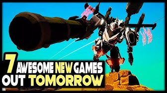 7 AWESOME NEW GAMES TOMORROW - HUGE NEW RPG, FREE OPEN BETA + MORE!