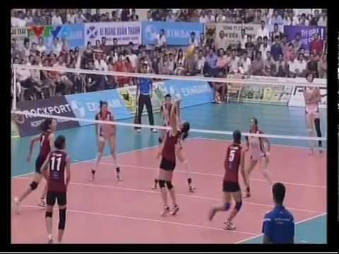 Vietnam vs Shandong Set 3 (Bán kết/Semifinal) - VTV Cup 2013
