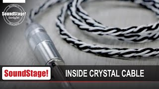 Deep Inside Crystal Cable - SoundStage! InSight (May 2020)
