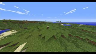 Minecraft - WARP SPEEEEEEEED