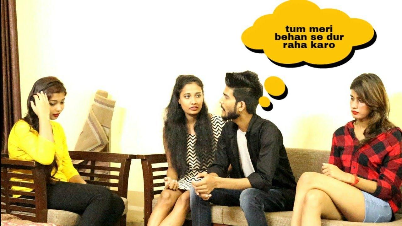 Bhai ka pyaar vs.Sister friend By Ishaan Choudhary