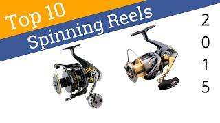 10 Best Spinning Reels 2015